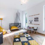 Kinderzimmer mit Home Staging